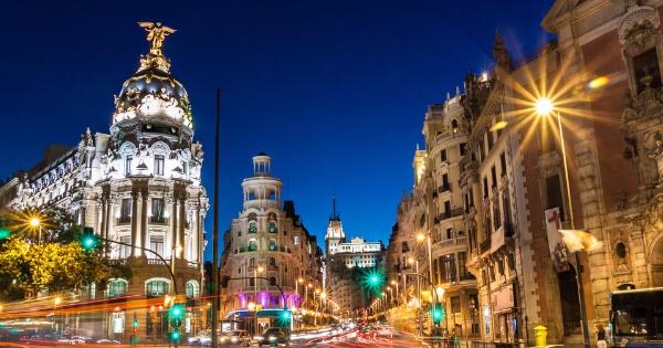 VIAJA A MADRID EN OCTUBRE